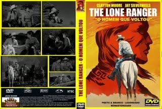 THE LONE RANGER - O HOMEM QUE VOLTOU - REMASTERIZADO