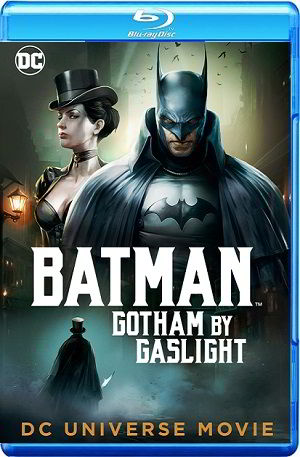 Batman Gotham by Gaslight 2018 WEB-DL 720p