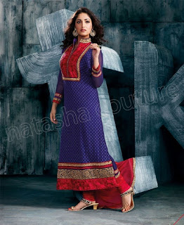 Trendy Designer Salwar Kameez by Natasha Couture