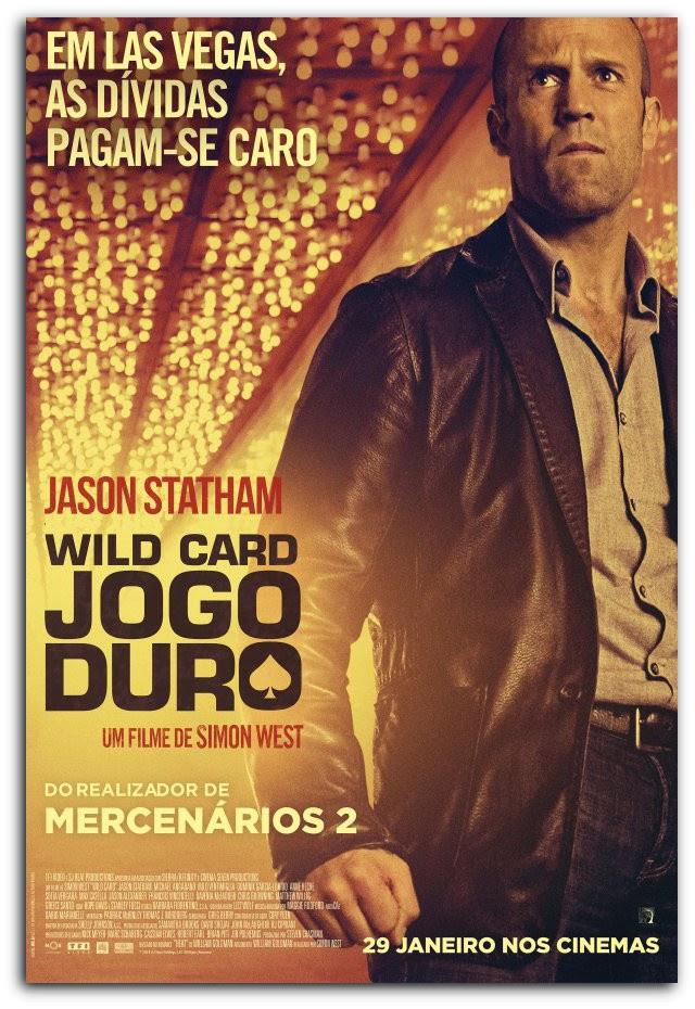 Wild Card – Jogo Duro