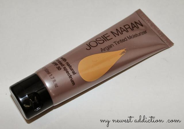 Josie Maran Argan Tinted Moisturizer SPF 30 tinted moisturizer BB cream CC Cream