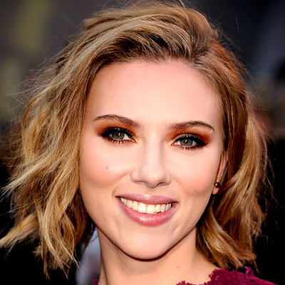 Look De Scarlett Johansson, Oscars 2011