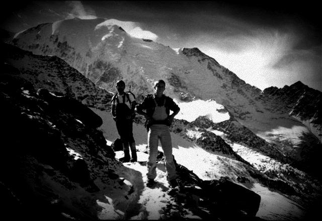 Mont Blanc, 1995