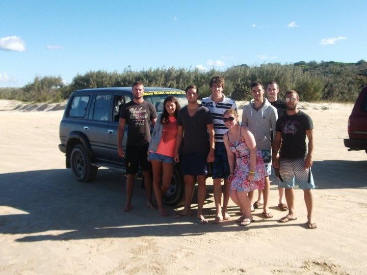 Top tips for travelling - Fraser Island tour Australia