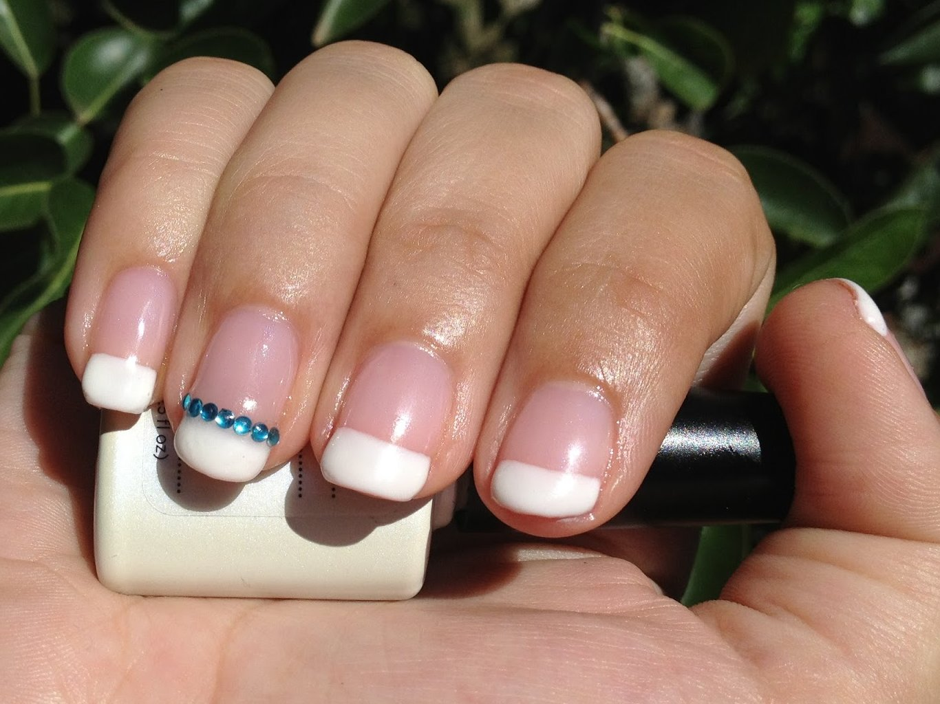 Do it yourself shellac french manicure splendid wedding company do it yourself shellac french manicure solutioingenieria Choice Image