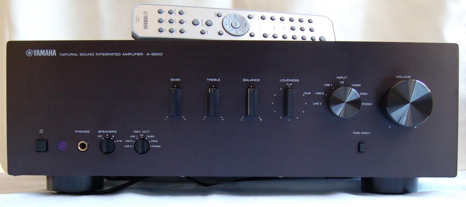Yamaha As Amp Review