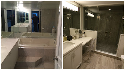 Toronto Guest Bathroom Before & After Pictures