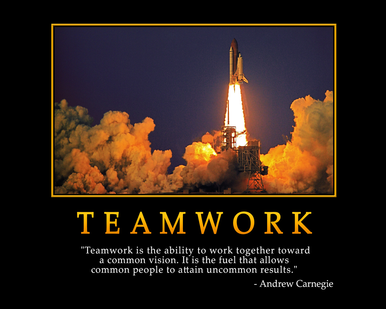 TEAMWORK - Motivational Wallpapers