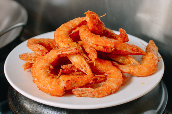 Salt and Pepper Shrimp 8 | Chinese Recipes