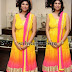 Swetha Reddy Dual Color Salwar