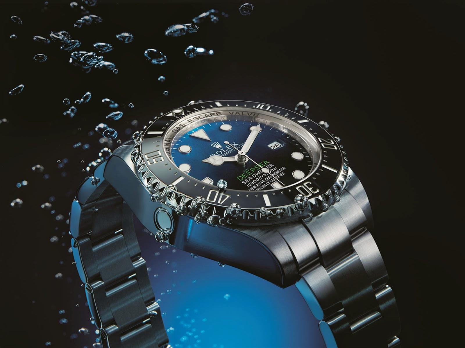 Rolex submersible Deepsea watch replica