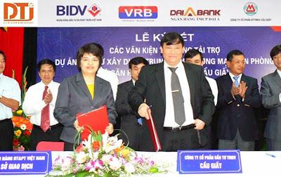 BIDV tài trợ vốn dự án Discovery complex