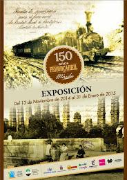 Exposición 150 Años FF.CC.