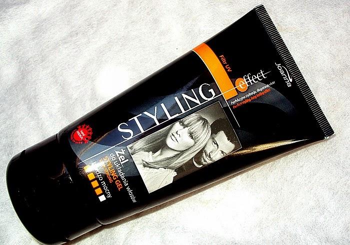 Joanna Styling Effect Żel do układania włosow bardzo mocny