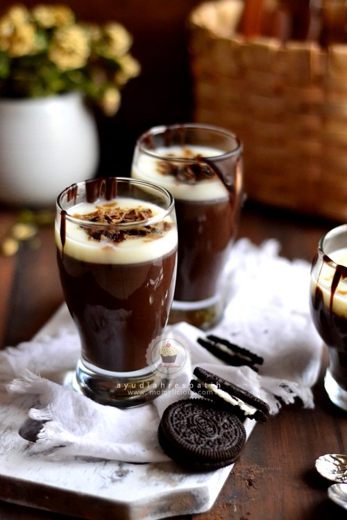 Silky Chocolate Pudding A la Smitten Kitchen