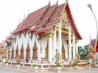 Thailand - Wat Chalong and Phuket Temples – Chalong