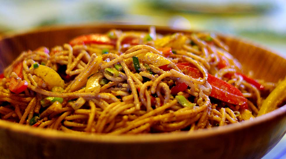 Schezwan Noodles – Tamil (with English Instructions)