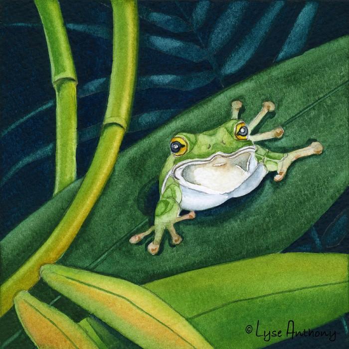 современный художник, Lyse Anthony