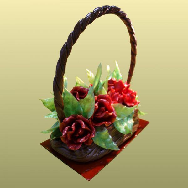 Букет цветов из карамели своими руками 78