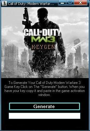 Ключ Call of Duty Modern Warfare 3 COD MW 3 вы получаете сразу же