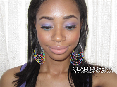 Girls Bare It All http://www.glam-morena.com/2012/04/tutorial-do-you-lilac.html