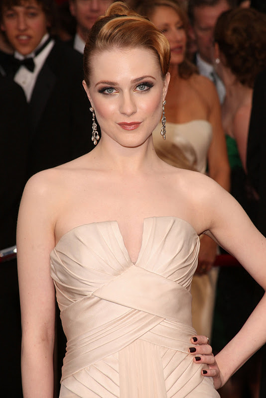 American Actress Evan Rachel Wood