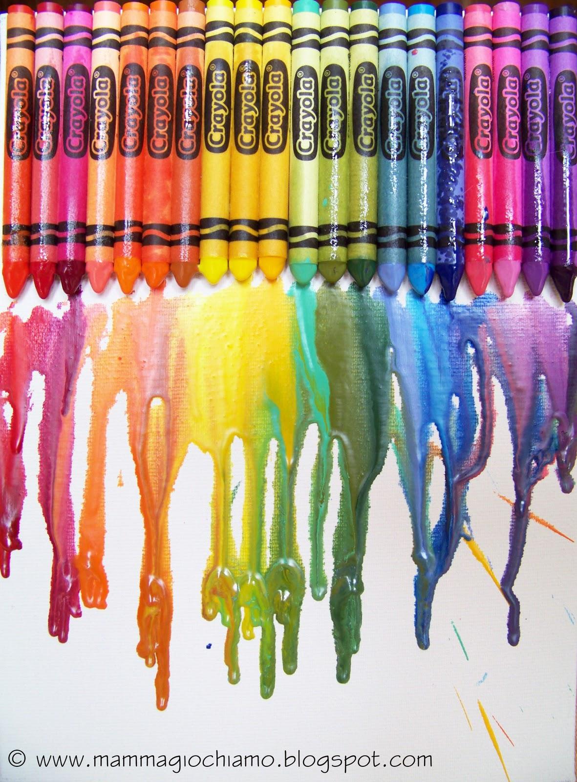 Colori A Cera Disegno