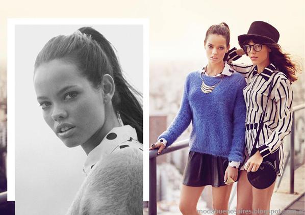 Moda otoño invierno 2014. 47 Street otoño invierno 2014 mejores marcas de moda de argentina.