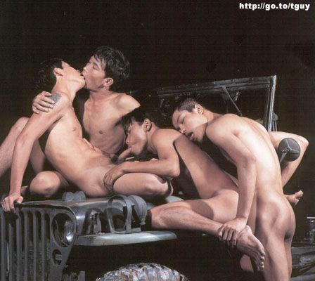 Door+1 047 Hot Thai Boys with Big Uncut Cocks
