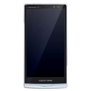 Sharp AQUOS PHONE ZETA SH-09D (1)
