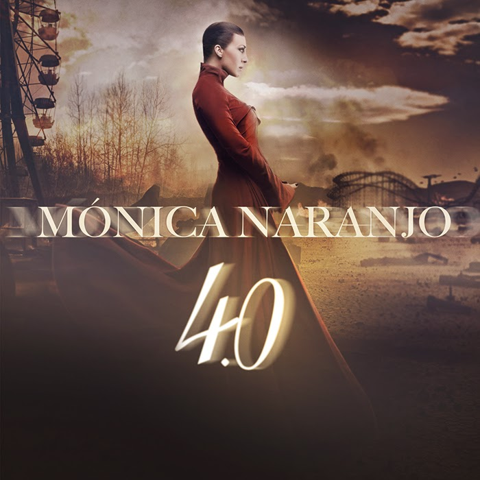 Nuevo disco de Monica Naranjo - 4.0