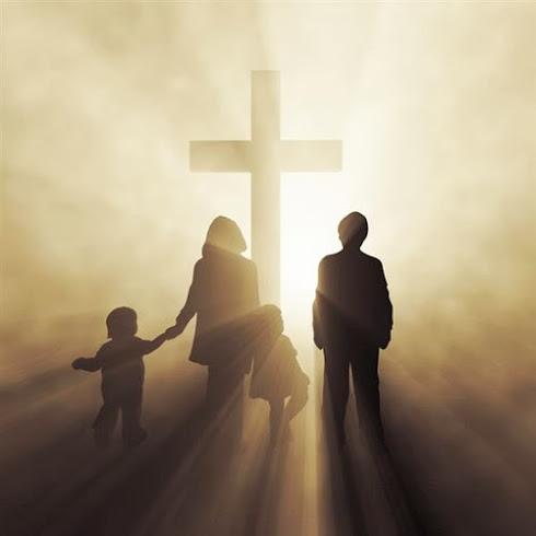 Jesucristo es la luz del mundo, camina hacia El