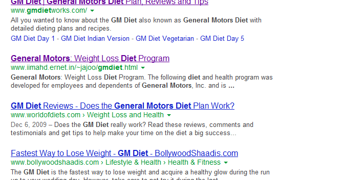 Celebrity diet plan weight loss