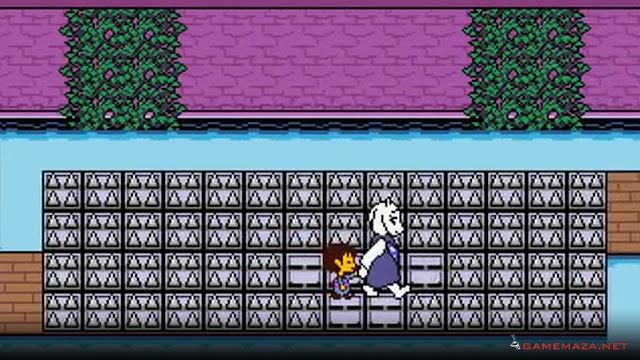 Undertale Gameplay Screenshot 3