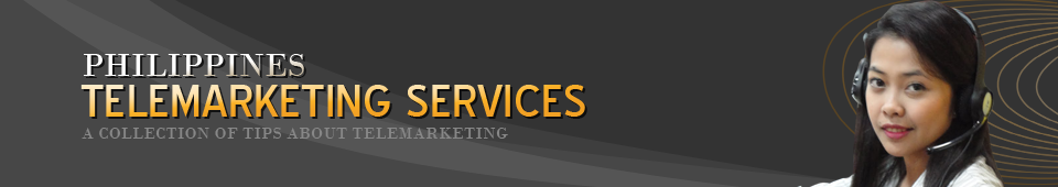 Philippines Telemarketing Services