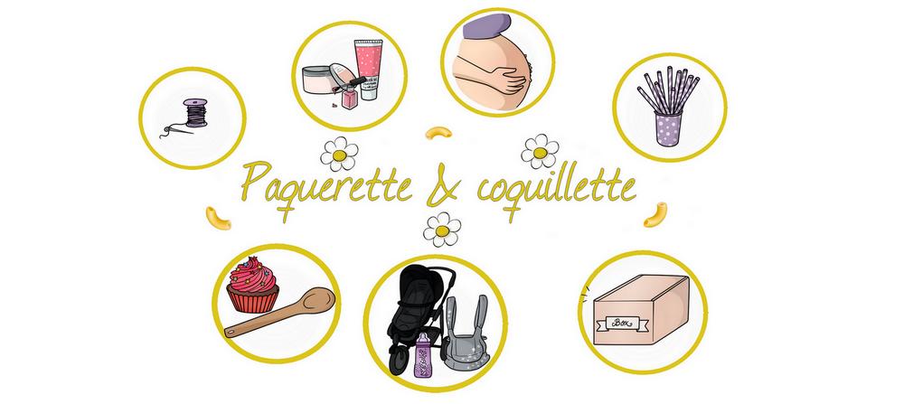 Paquerette et Coquillette