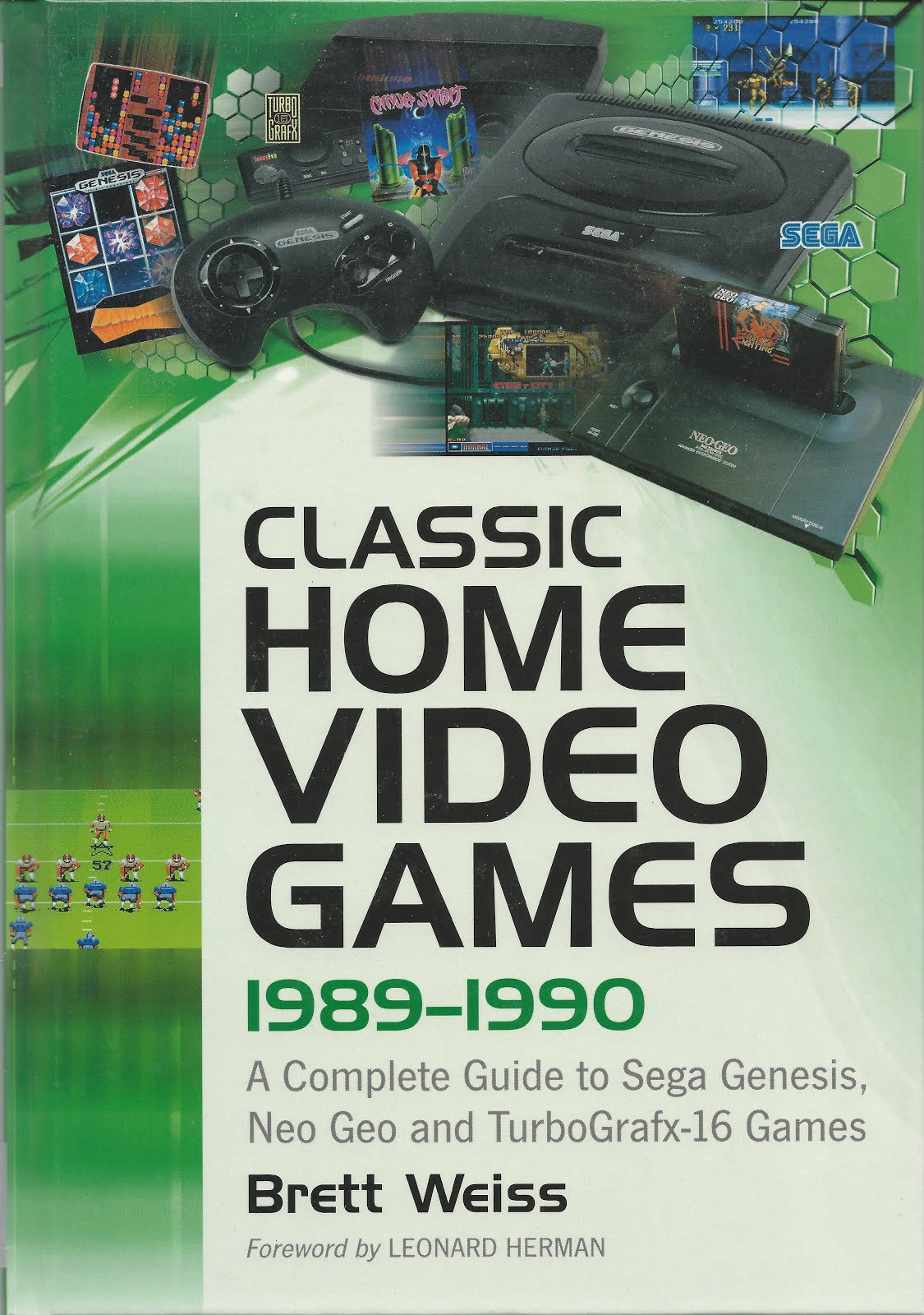 ORDER NOW: Sega Genesis Book