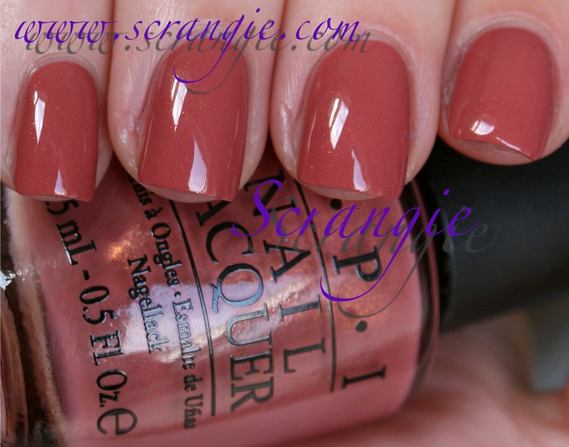 Scrangie: OPI Holland Collection for Spring/Summer 2012 Swatches and ...