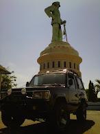 Patung Jalesveva Jayamahe