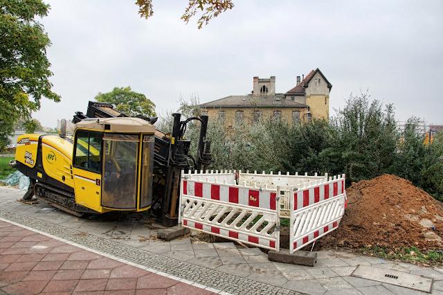 Baustelle Alt-Stralau / Dora-Benjamin-Park, 10245 Berlin, 12.10.2013