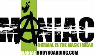 MANIAC BODYBOARDING
