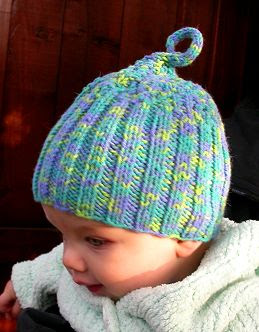 Free Knitting Patterns For Toddler Hats On Straight Needles : knitting baby hats-Knitting Gallery