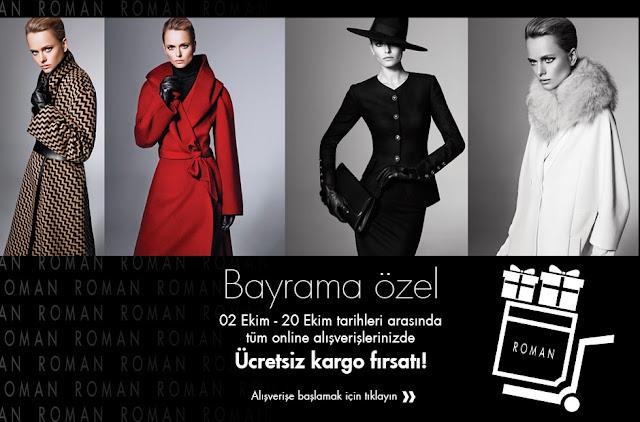 2013 Roman Mont ve Kaban Modelleri