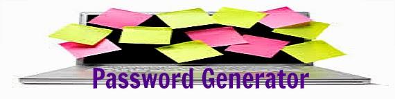Familiar Password Generator