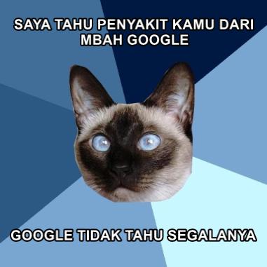 google tidak tahu segalanya
