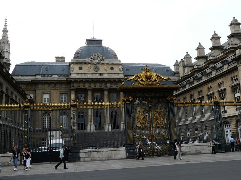Mouvement r sistance harkie for Chambre correctionnelle paris