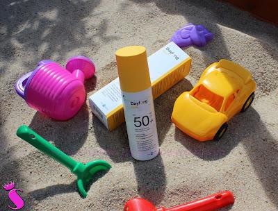 Daylong 50+ Speziell für Kinder!