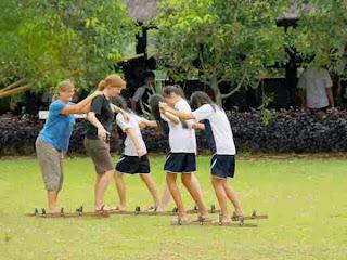 Liburan ke Kampung Budaya Sindang Barang Bogor Juga Asik