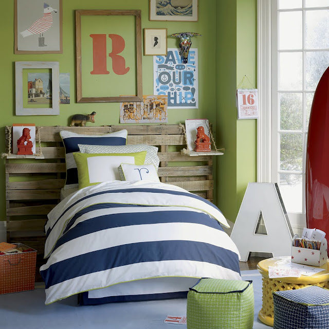 Boys Bedrooms Ideas