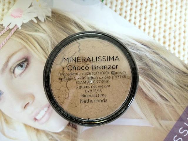 mineral choco bronzer